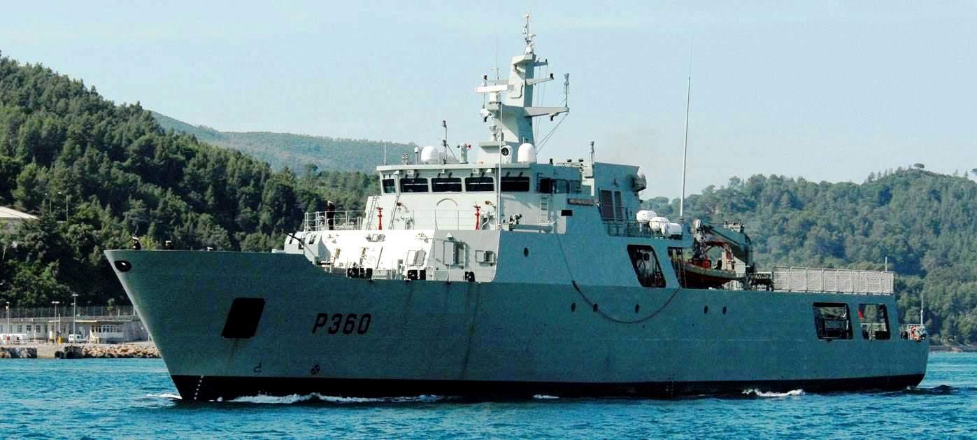 Navio patrulha Viana Castelo