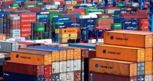 exportações contentores