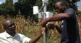 Weather Station Installation_Uganda