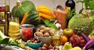dieta mediterranica fruta frutos legumes