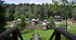Parque Natural da LVM, em Tervete na Letónia