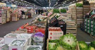 fruta e legumes mercados abastecedores