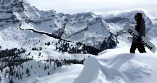 anticonf prancha snowboard