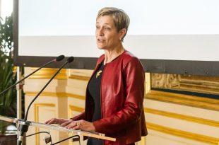 Jacqueline Legrand, presidente e fundadora da WLT